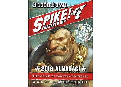 The 2018 Blood Bowl Almanac (English)