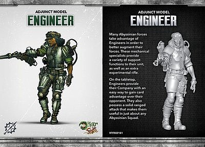 Abyssinian Empire: Engineer