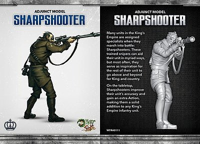 King's Empire: Sharpshooter