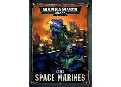 Codex: Space Marines (English) 8月17日発売