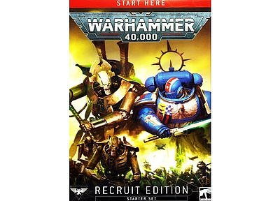 Warhammer 40,000 Recruit Edition (English)