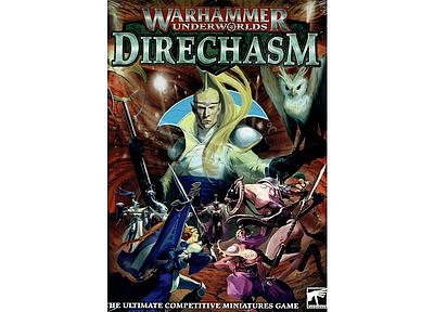 Warhammer Underworlds: Direchasm (English) 1月9日発売