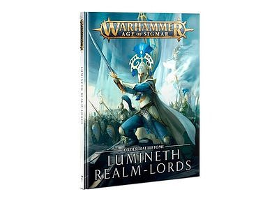 Battletome: Lumineth Realm-lords (English) 4月3日発売